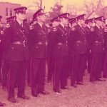 Early 1970's Sarnia Police Remembrance Day