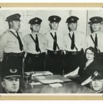 Early 1950's Traffic Officers